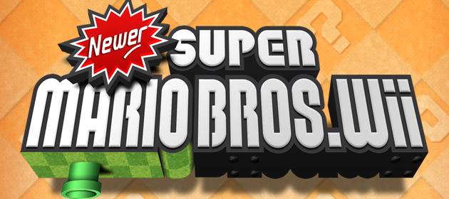 Newer Super Mario Bros  Wii Finally Released! - Mario Party