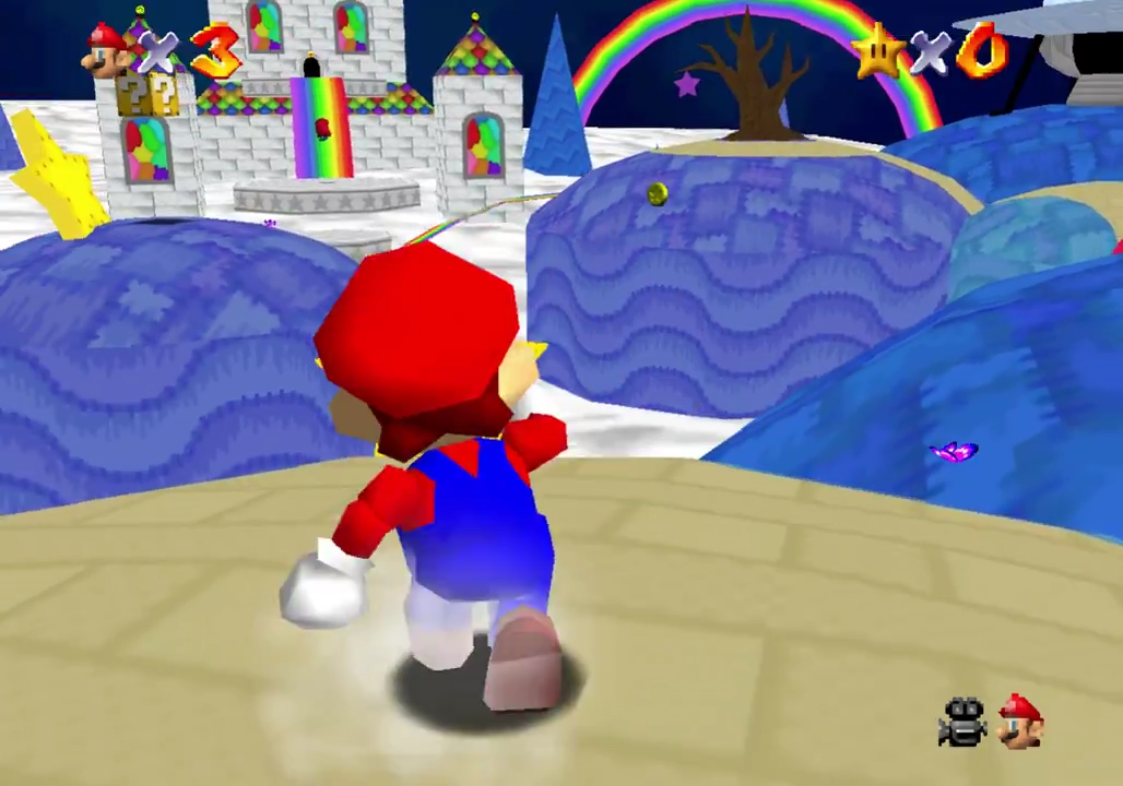 Week of Mario Mods Day 2: Super Mario Star Road - Mario