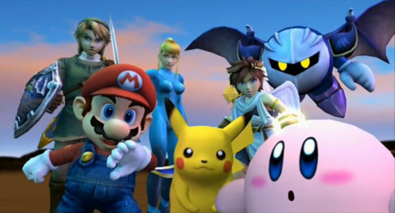 Who Will Be Revealed First In The Next Super Smash Bros