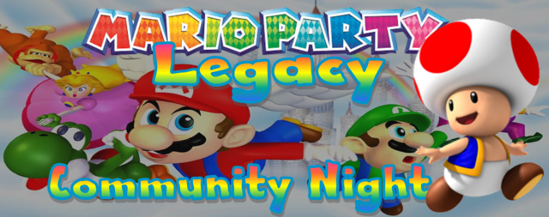 MPL Community Night – Mario Party