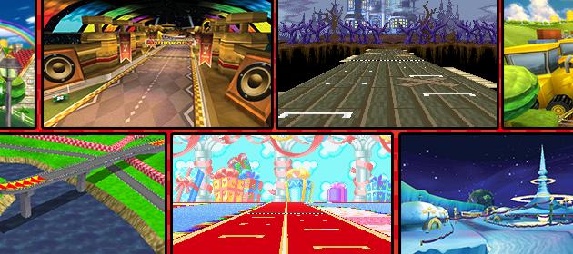 Predicting The Retro Courses For The Next Mario Kart Mario Party