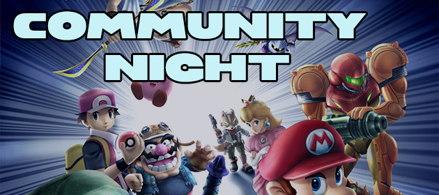 MPL Community Night – Super Smash Bros. Brawl