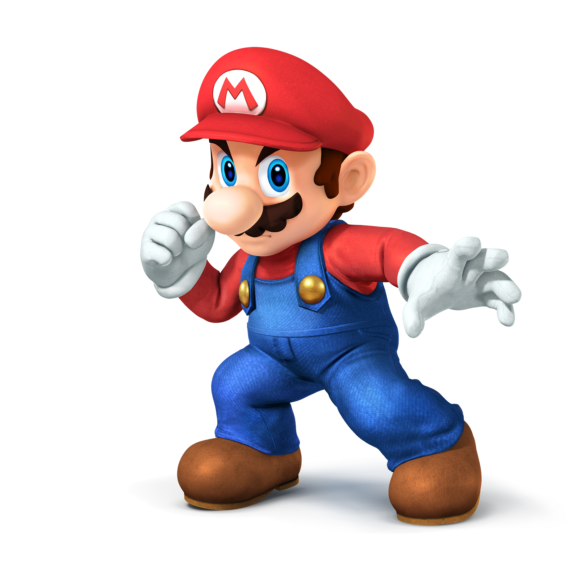 New Detailed Official Art For Super Smash Bros Mario Party Legacy
