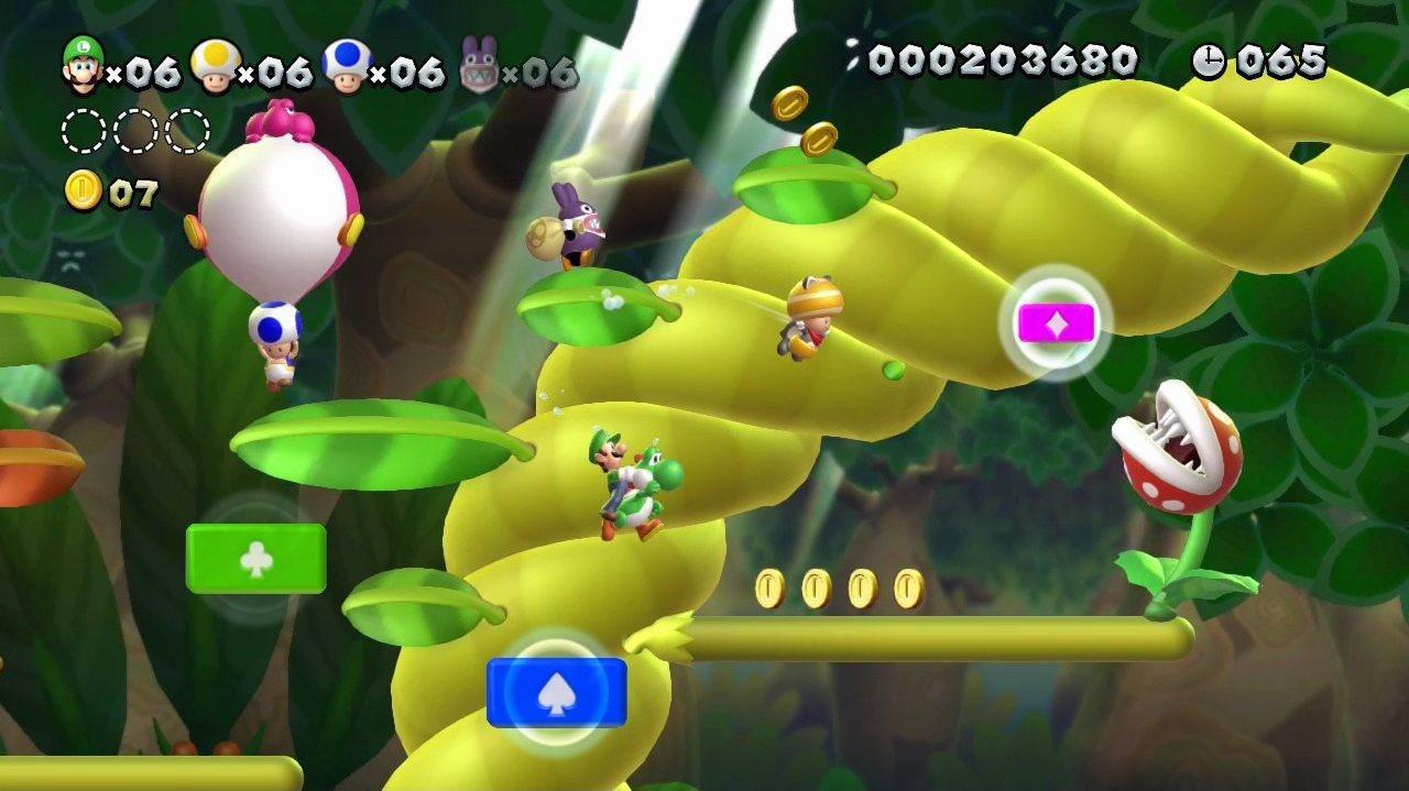 Enjoy Some New Super Luigi U Official Art And Screens