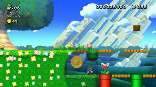 new super mario bros wii star coin guide