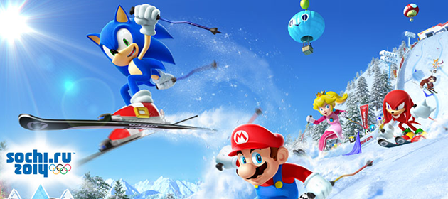 Mario & Sonic Arrives at Europe And Australia! And More!