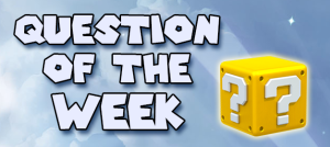 Question of the Week - Slide
