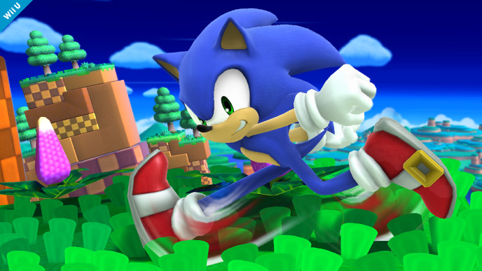 how to get sonic on super smash bros brawl wii