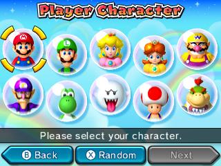 Mario Party Island Tour Unlockable Content