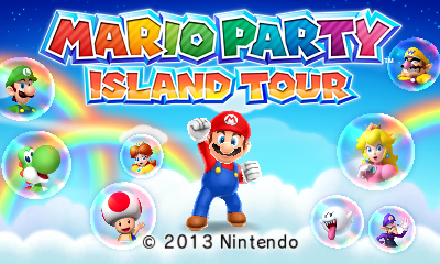 Mario Party Island Tour Boo And Bowser Jr