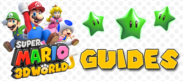 Super Mario 3D World - Guides