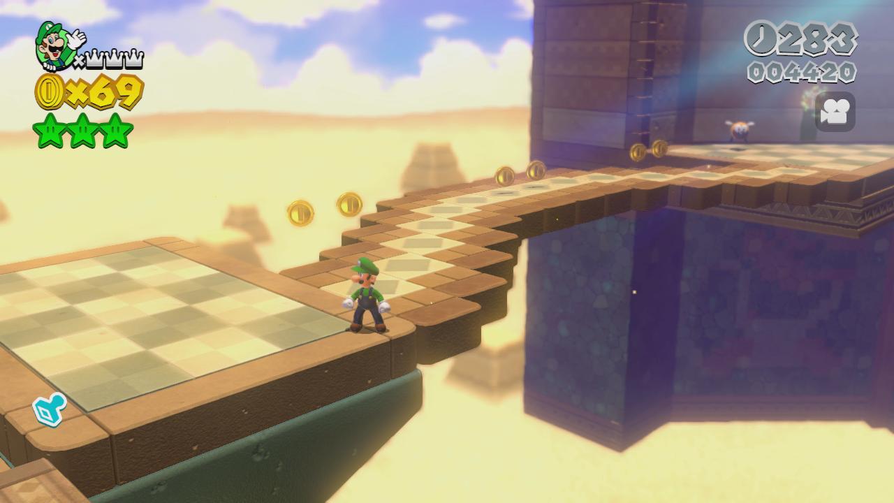 World 2 Super Mario 3d World Hidden Luigis Guide Mario Party Legacy