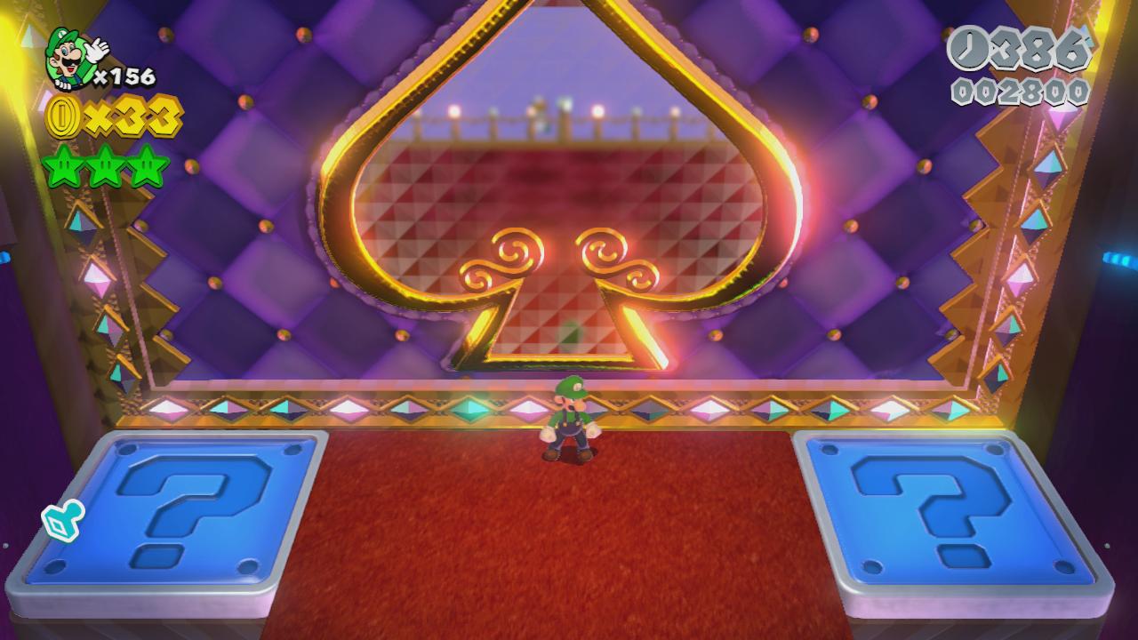 World 1 Super Mario 3d World Hidden Luigis Guide Mario