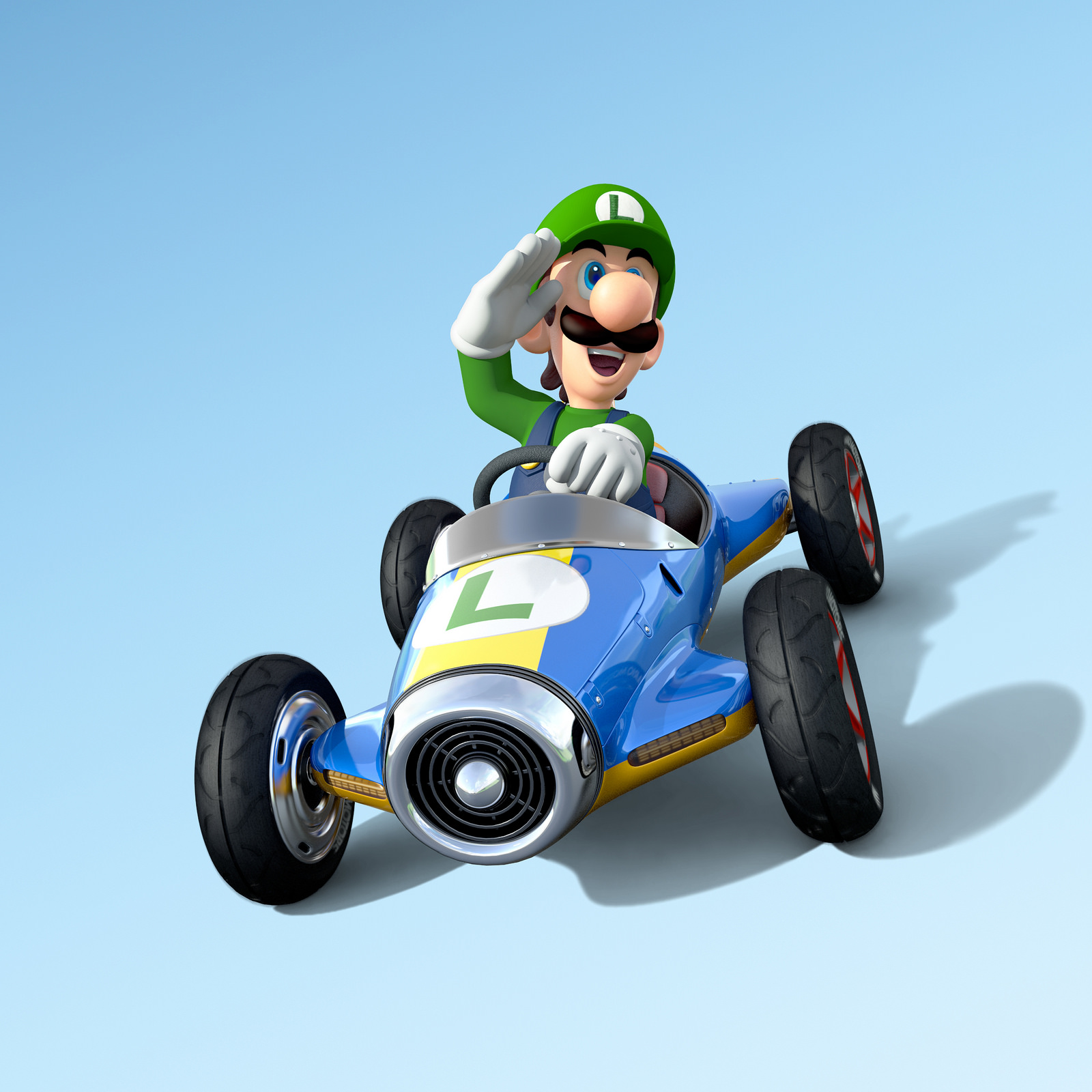 Mario Kart 8 Official Art and Screens Released - Mario ...