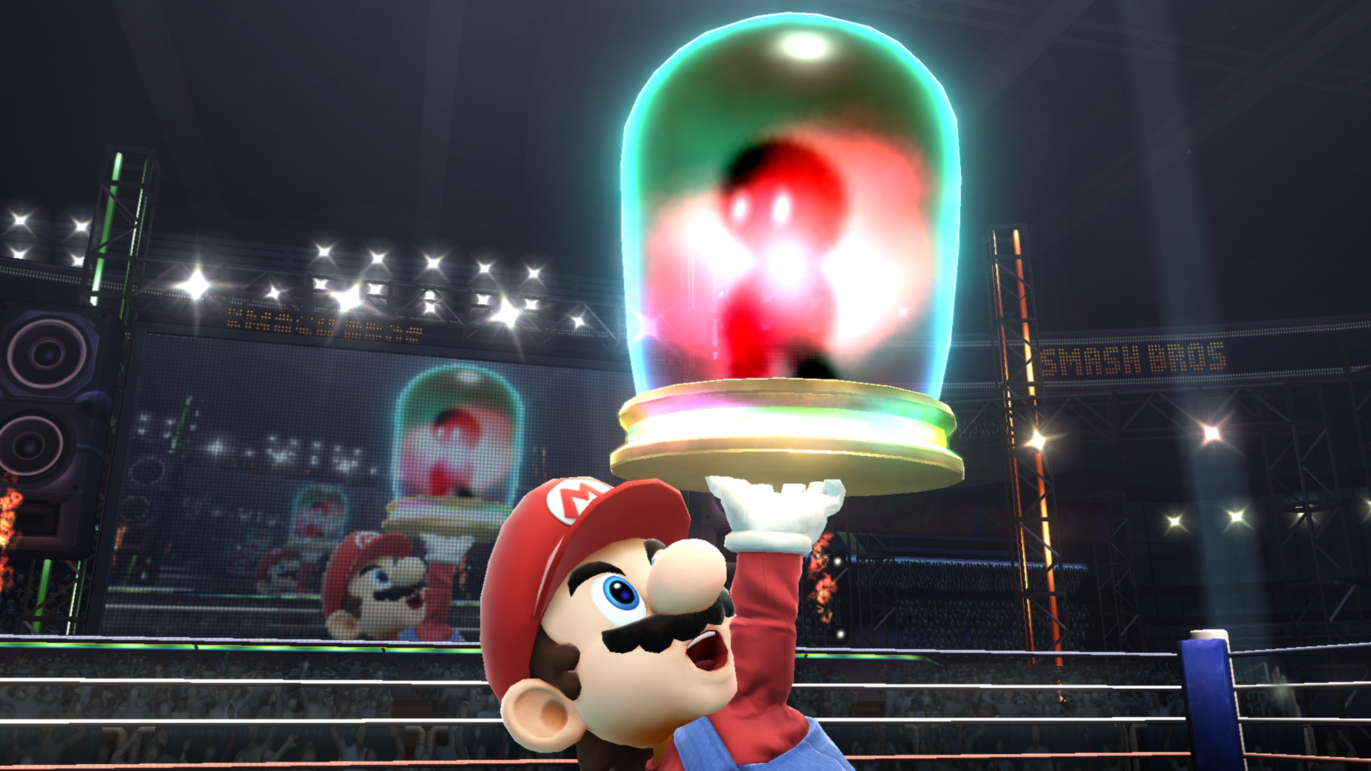 Every Super Smash Bros Assist Trophy So Far Mario Party
