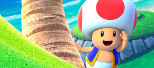 Mario Golf: World Tour - Slide