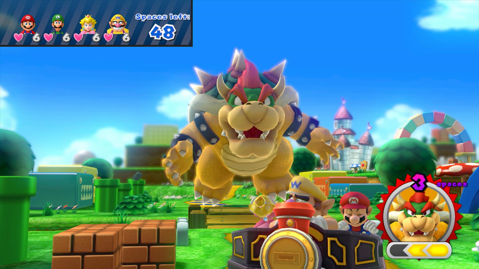 Mario Party 10 Characters Mario