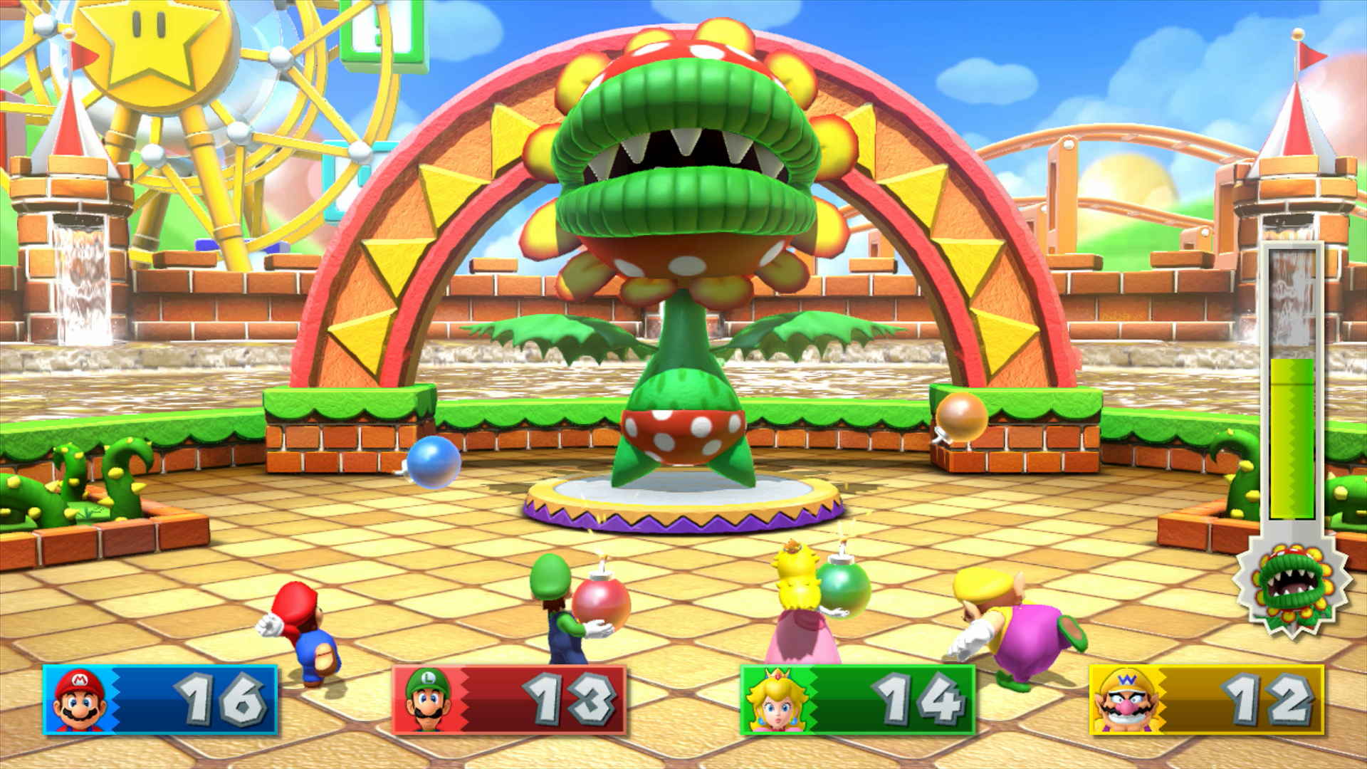 Mario Party 10 Characters Mario Party Legacy