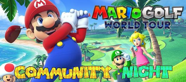 MPL Community Night – Mario Golf World Tour