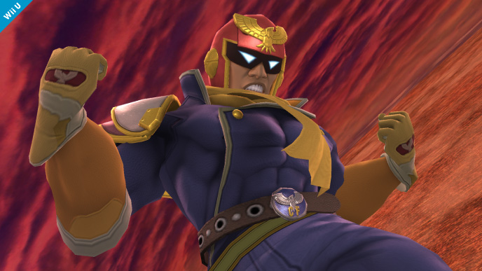 Captain Falcon Returns in Super Smash Bros. for 3DS and ...
