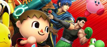 New 1.1.6 Update for Super Smash Bros. Inbound