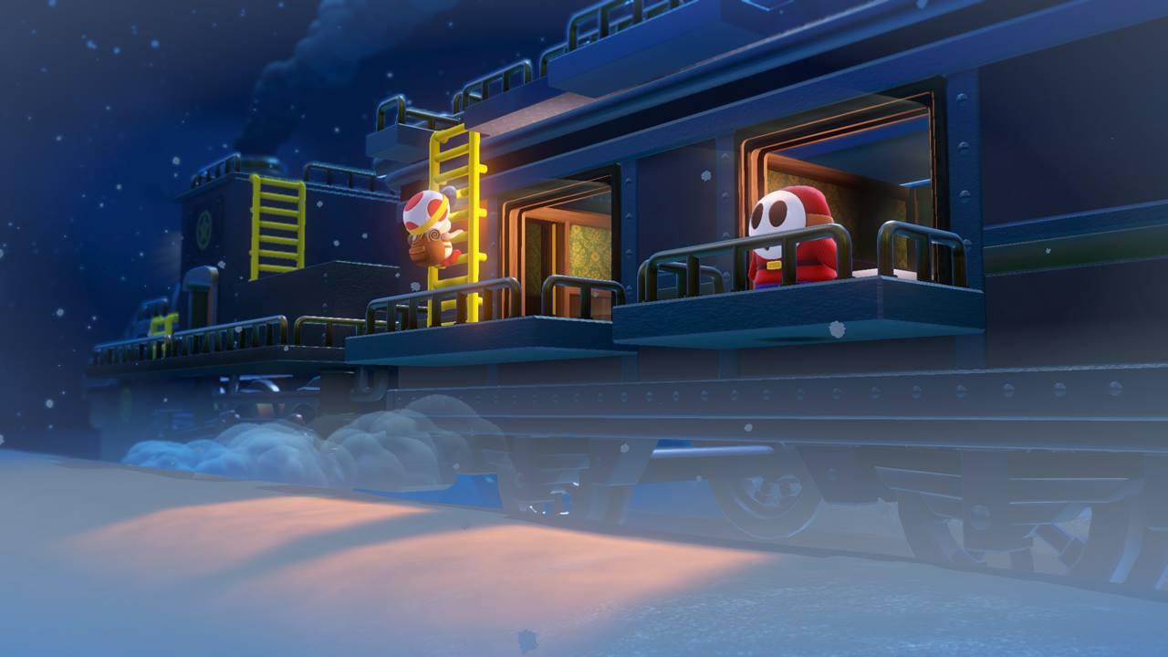 New Captain Toad: Treasure Tracker Screens