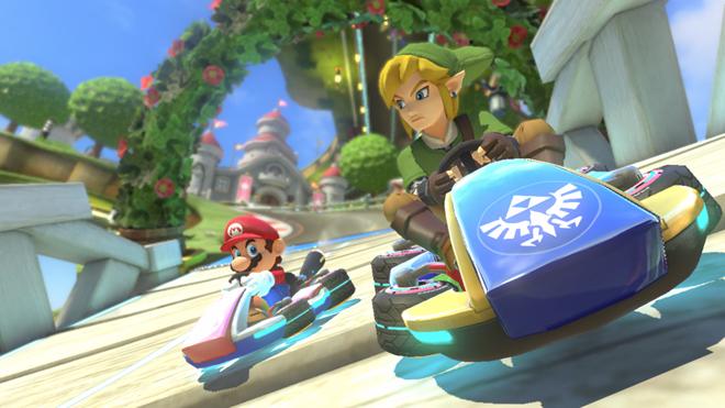Mario Kart 8 DLC Announced, Features Zelda and Animal Crossing