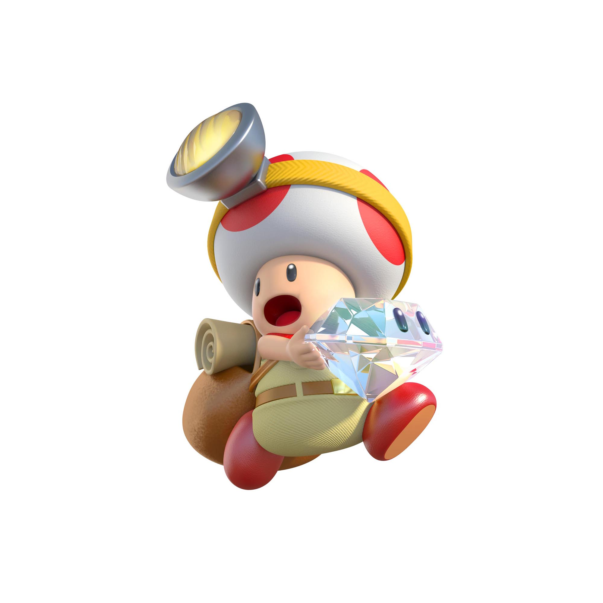 More artwork from the upcoming captain toad treasure tracker has