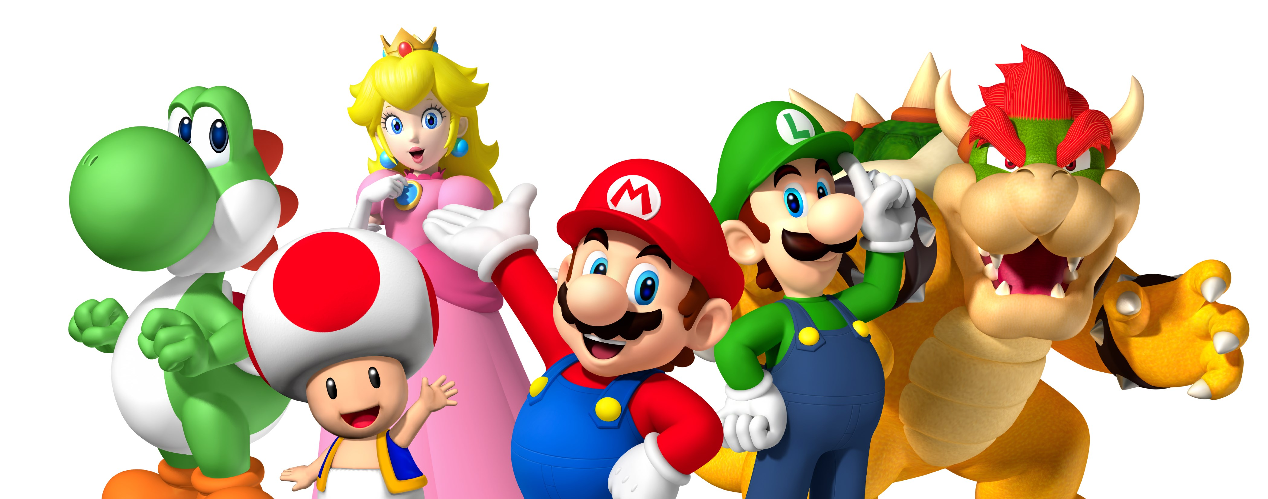 Super mario line of amiibos announced mario party legacy - Amis de mario ...