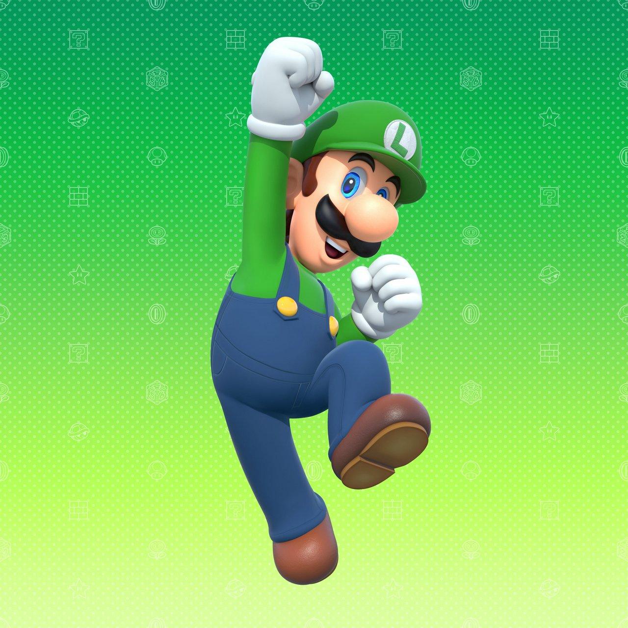 Mario party 10 official art released mario party legacy - Luigi mario party ...