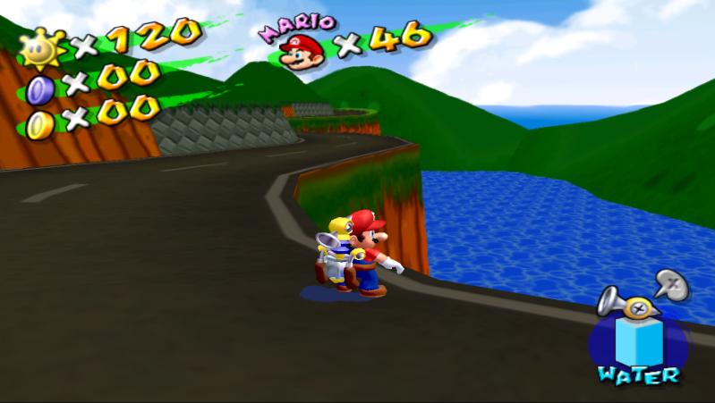 Week Of Mario Mods Day 5 Super Mario Sunshine Showcase Mario