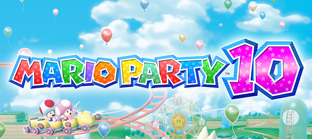 Mario Party 10 Released Worldwide!