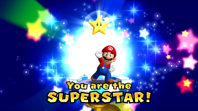 Mario Party Island Tour Super Star