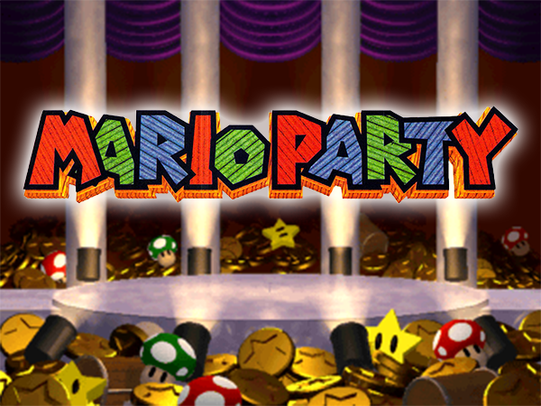Welcome to the Mario Party Awards!