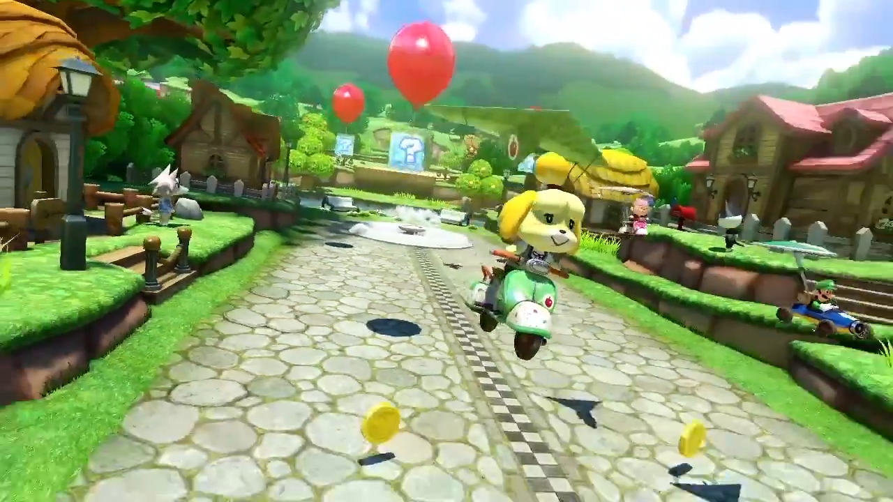 Mario Kart 8 Dlc Revealed And 200cc Coming Soon Mario Party Legacy