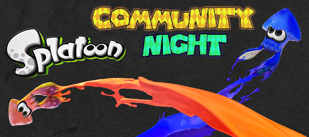 MPL Community Night – Splatoon