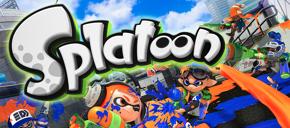 Splatoon Released Worldwide!