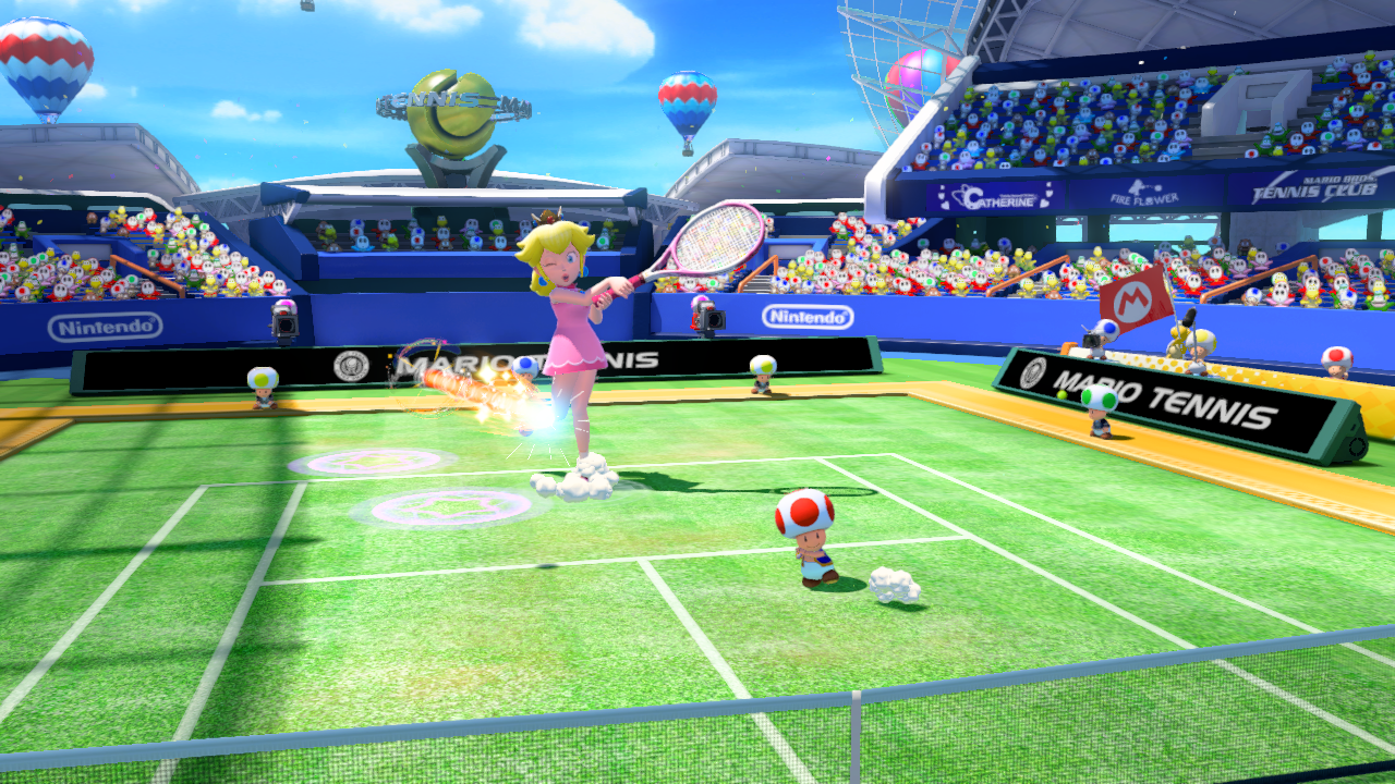 Mario Tennis: Ultra Smash Set to Release this November
