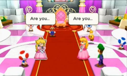Mario and Luigi: Paper Jam Announced
