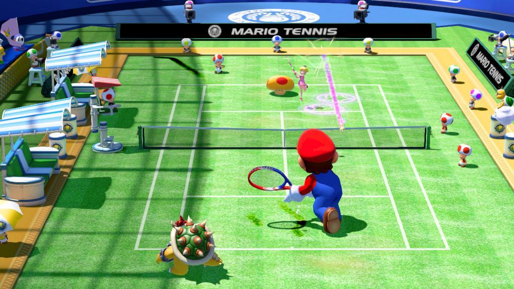 Mario Tennis: Ultra Smash Coming to Wii U