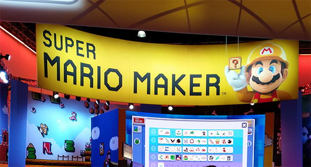 Take Our Tour of the Nintendo Booth at E3 2015