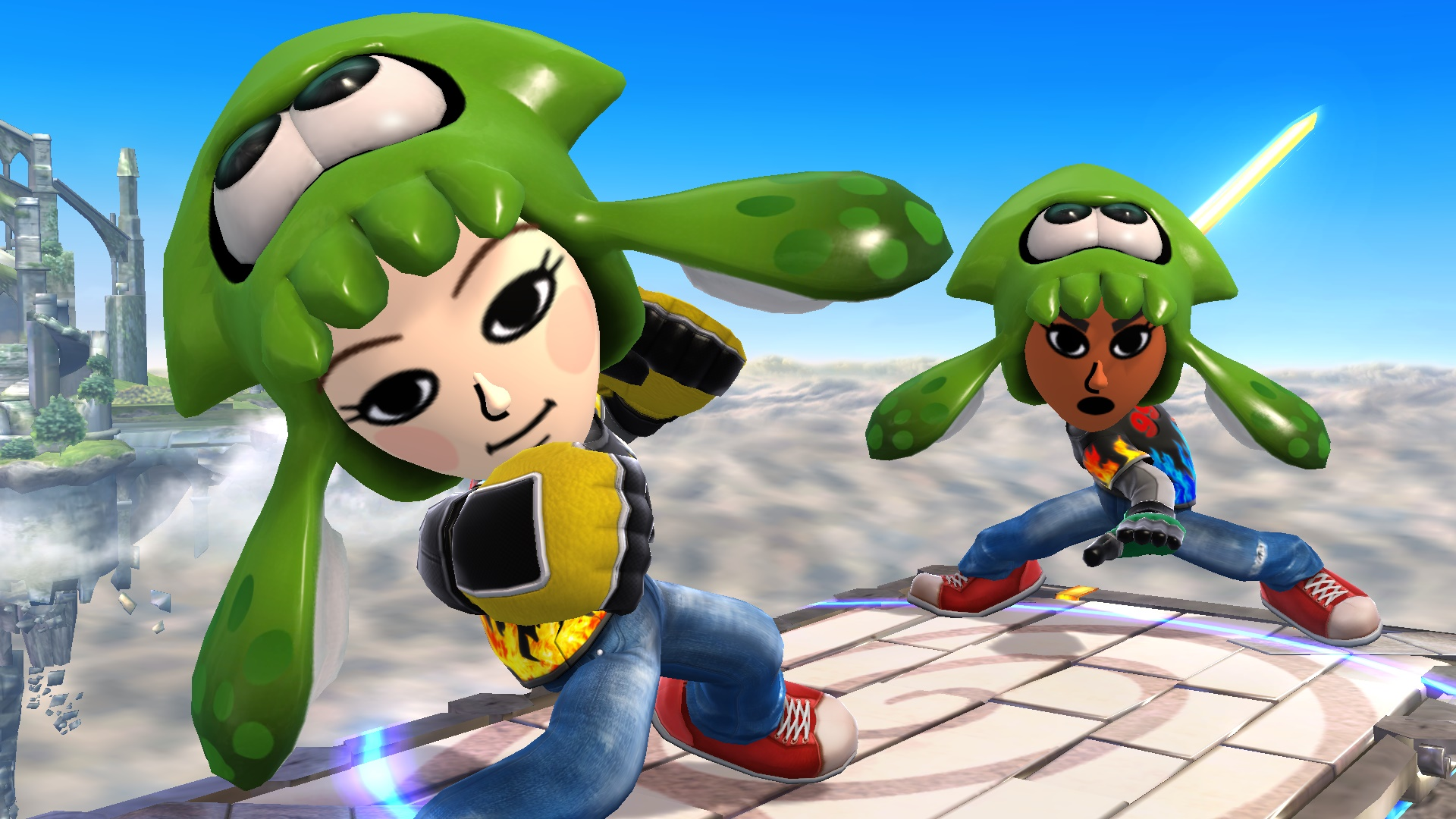 how to get smash bros dlc for free 3ds