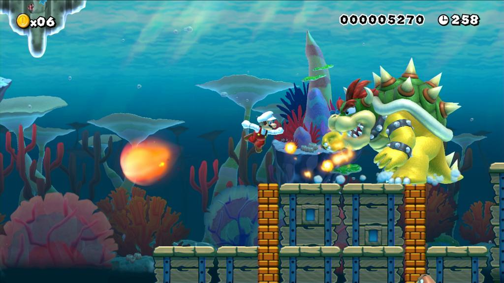 Super Mario Maker Release Date Revealed, New Footage