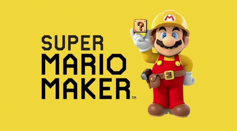 Super Mario Maker For Nintendo 3DS Released Worldwide