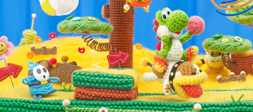 Yoshi's Woolly World Available to Pre-Load in North America