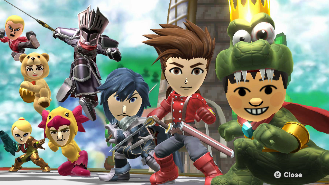 Update for Super Smash Bros. Released, New Stages, Tourneys