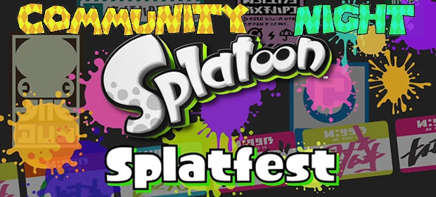 MPL Community Night – Splatfest