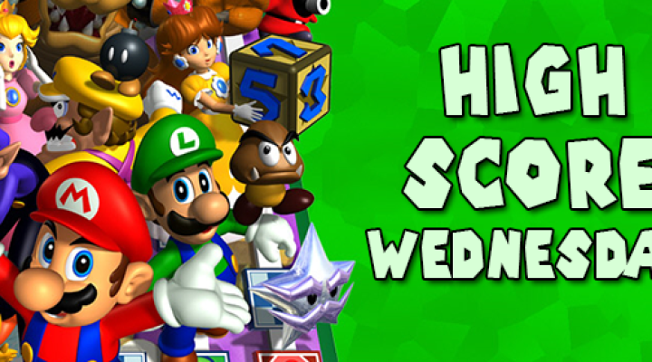 High Score Wednesday #2 – Ribbon Road Time Trial