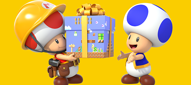 Tons of Super Mario Maker Gameplay Footage Released
