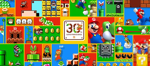 New Super Mario Maker Artwork Released